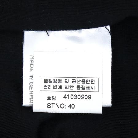 ULI SCHNEIDER(율리슈나이더) 레드, 블랙컬러 실크 가디건 이미지4 - 고이비토 중고명품