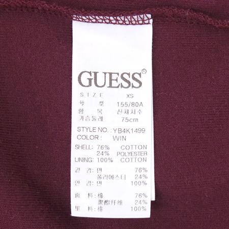 Guess(�Խ�) �����÷� Ʈ���̴� ��Ʈ