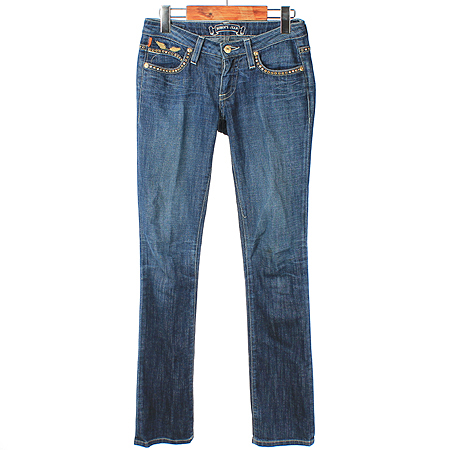 Premium Jeans(프리미엄진) ROBIN'S JEAN (로빈슨진) 큐빅 청바지
