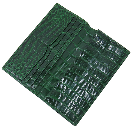 ROMEO SANTAMARIA(로메오 산타마리아) 크로커다일 장지갑 이미지2 - 고이비토 중고명품