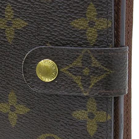 Louis Vuitton(루이비통) M61667 모노그램 캔버스 지퍼 컴팩트 월릿 반지갑 [압구정매장] 이미지2 - 고이비토 중고명품