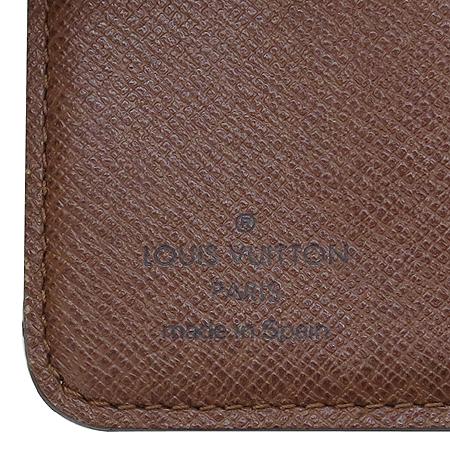 Louis Vuitton(루이비통) M61667 모노그램 캔버스 지퍼 컴팩트 월릿 반지갑 [압구정매장] 이미지4 - 고이비토 중고명품
