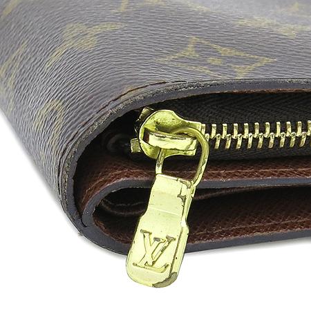 Louis Vuitton(루이비통) M61667 모노그램 캔버스 지퍼 컴팩트 월릿 반지갑 [압구정매장] 이미지6 - 고이비토 중고명품