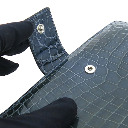 COLOMBO(콜롬보) 크로커다일 장지갑