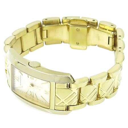 Burberry(버버리) BU1093 사각프레임  금장스틸  여성용  시계 [부산센텀본점]