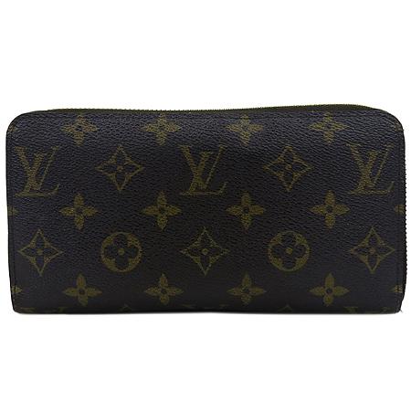 Louis Vuitton(루이비통) M60017 모노그램 캔버스 지피 월릿 장지갑 [명동매장]