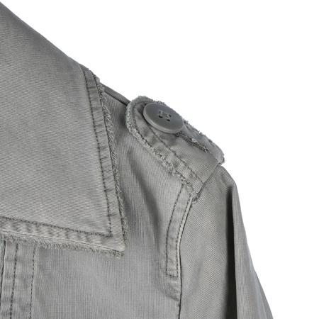 MNG(망고) 그레이 컬러 자켓