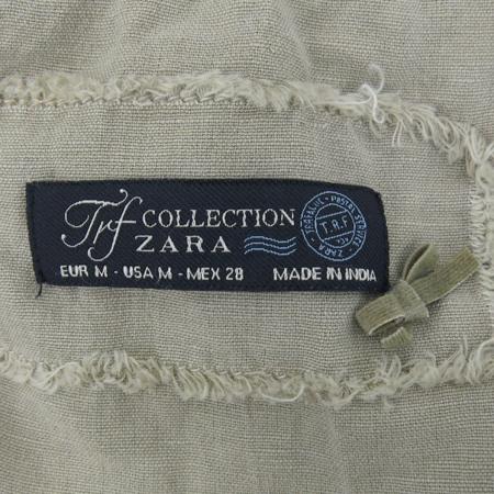 ZARA(자라) 베이지 컬러 남방