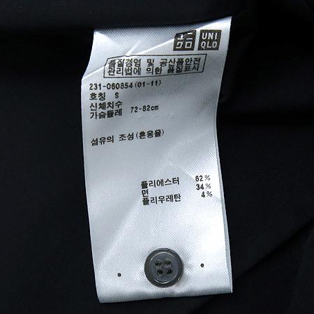 UNIQLO(유니클로) 블랙컬러 남방 이미지5 - 고이비토 중고명품