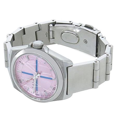 Paul Smith(폴스미스) 핑크 다이얼 스틸밴드 여성용 시계 [강남본점] 이미지2 - 고이비토 중고명품