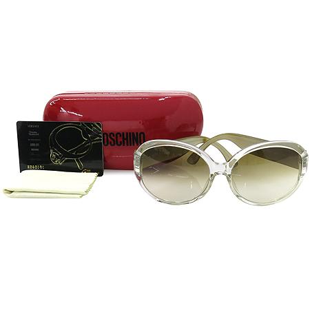 Moschino(모스키노) MO52704 투명 뿔테 선글라스