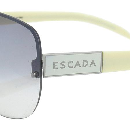 Escada(에스까다) SES505 측면 로고 장식 무테 선글라스