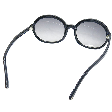 MICHAELKORS(마이클코어스) MK18326 블랙 라운드 뿔테 선글라스 이미지3 - 고이비토 중고명품
