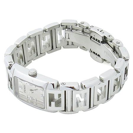 Fendi(펜디) 1200L FF 로고 스틸 여성용 시계 [동대문점] 이미지2 - 고이비토 중고명품