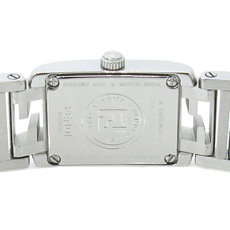 Fendi(펜디) 1200L FF 로고 스틸 여성용 시계 [동대문점] 이미지4 - 고이비토 중고명품