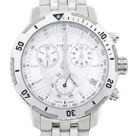 TISSOT(티쏘) T067417A PRS 200 크로노그래프 쿼츠 남성용 시계 [명동매장]