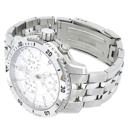 TISSOT(티쏘) T067417A PRS 200 크로노그래프 쿼츠 남성용 시계 [명동매장] 이미지3 - 고이비토 중고명품