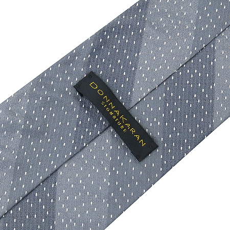 DKNY(도나카란) 100% 실크 넥타이 이미지4 - 고이비토 중고명품