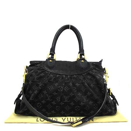 Louis Vuitton(루이비통) M95351 모노그램 데님 블랙 네오캐비 MM 2WAY [인천점]