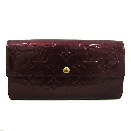 Louis Vuitton(루이비통) M91521 모노그램 베르니 사라 월릿 장지갑 [부천 현대점]