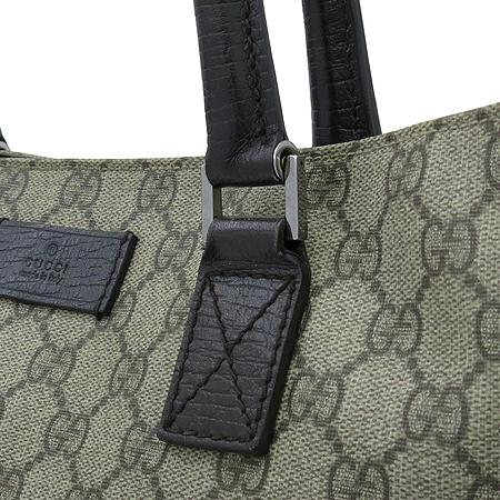 Gucci(구찌) 131220 GG 로고 PVC 토트백 이미지3 - 고이비토 중고명품