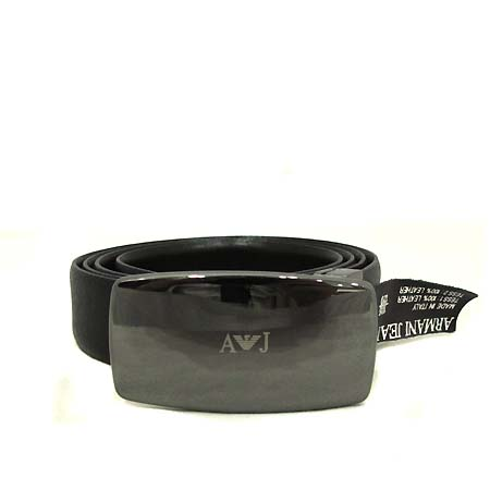 Armani(아르마니) 로고장식 양면 벨트 [부천 현대점] 이미지2 - 고이비토 중고명품