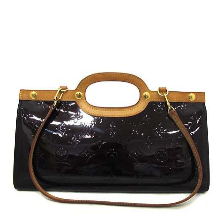 Louis Vuitton(루이비통) M91995 모노그램 베르니 아마랑뜨 룩스부리 드라이브 2WAY [부천 현대점]