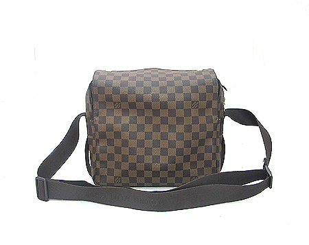 Louis Vuitton(루이비통) N45255 다미에 에벤 캔버스 나비길로 크로스백