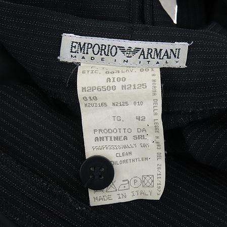 Emporio Armani(엠포리오 아르마니) 차콜그레이컬러 정장 이미지6 - 고이비토 중고명품