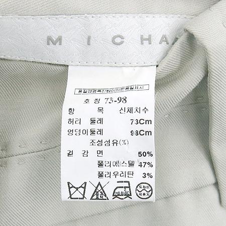 MICHAA(미샤) 연베이지컬러 바지