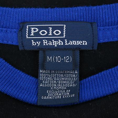Polo Ralphlauren(폴로) 아동용 블랙, 블루컬러 티