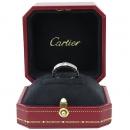 Cartier(까르띠에) B40450 18K 화이트 골드 라니에르 반지 -6호 [대구반월당본점]