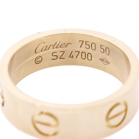 Cartier(까르띠에) B4084600 18K LOVE(러브) 반지[부천 현대점]