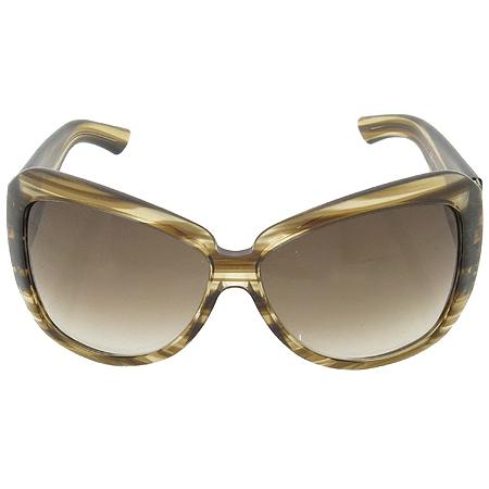 Gucci(구찌) GG2931 브라운 스트라이프패턴 뿔테 선글라스