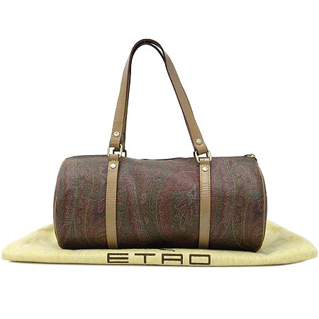 Etro(에트로) 043 729 페이즐리 원형 토트백