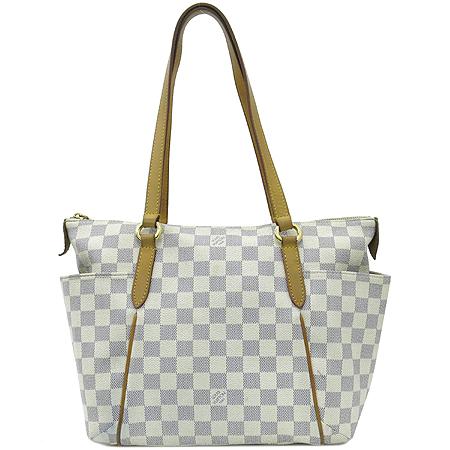 Louis Vuitton(루이비통) N51261 다미에 아주르 캔버스 토탈리 PM 숄더백 이미지2 - 고이비토 중고명품
