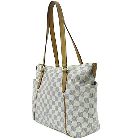 Louis Vuitton(루이비통) N51261 다미에 아주르 캔버스 토탈리 PM 숄더백 이미지3 - 고이비토 중고명품