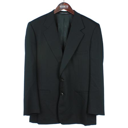 Versace(베르사체) 블랙컬러 2버튼 자켓