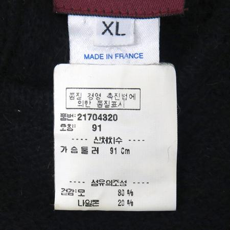 Kenzo(겐죠) 블랙컬러 반팔 니트