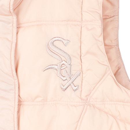 MLB(엠엘비) 핑크컬러 조끼