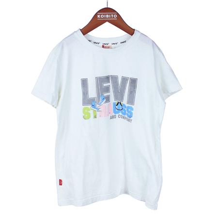 Levi's(리바이스) 아동용 화이트컬러 티
