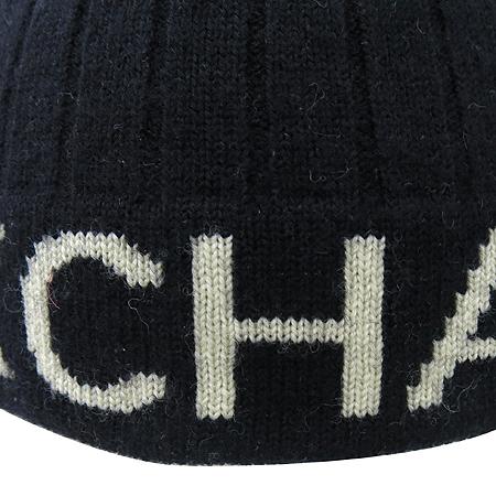 Armani(아르마니) 로고 장식 모자