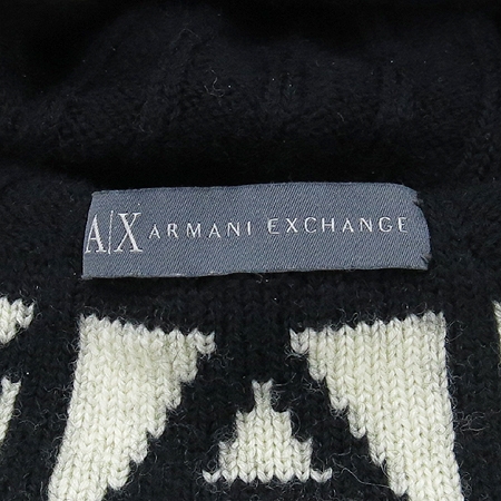 Armani(아르마니) 로고 장식 모자 이미지3 - 고이비토 중고명품