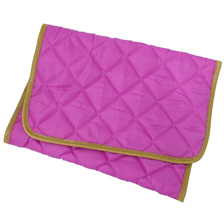 Oilily(오일릴리) 핑크 패브릭 원 포켓 2WAY