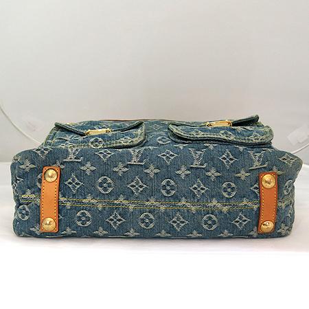 Louis Vuitton(루이비통) M95048 모노그램 데님 베기GM 숄더백 [일산매장]