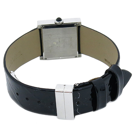 Chanel(샤넬) H1665 MADEMOISELLE(마드모아젤) 에나멜 DD클립 밴드 여성용 시계