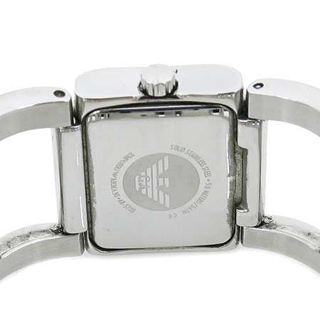 Armani(아르마니) AR5738 스틸 쿼츠 여성용 시계 [강남본점]