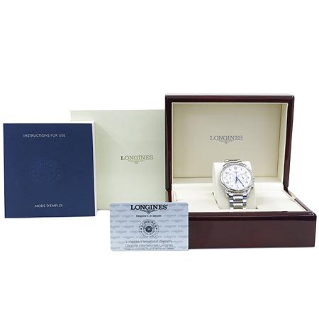 LONGINES(론진) L2.629.4.78.6 크로노 그래프 오토매틱 남성용 시계