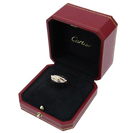 Cartier(까르띠에) B4086149 18K 삼색 골드 트리니티 반지-10호