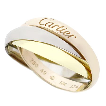 Cartier(��쿡) B4086149 18K ��� ��� Ʈ����Ƽ ����-10ȣ
